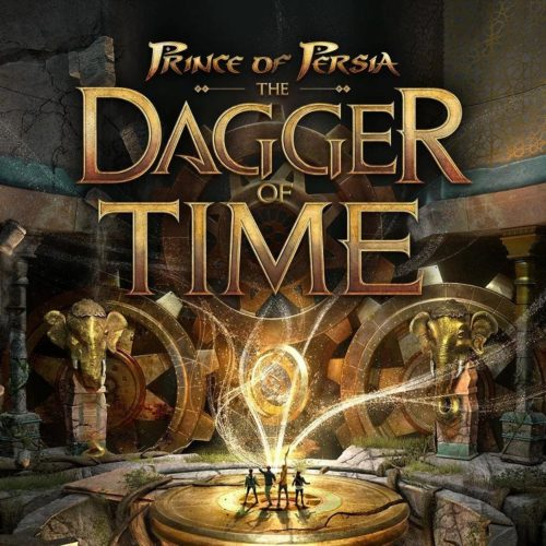 بازی Prince of Persia: The Dagger of Time