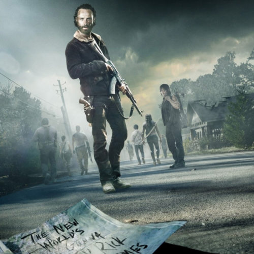 روند ساخت فیلم سینمایی The Walking Dead