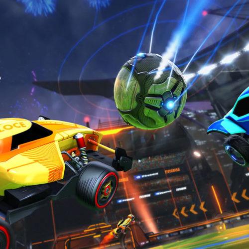 نسخهی رایگان Rocket League