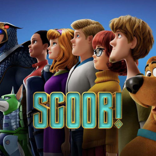 کراساور Suicide Squad و Scooby-Doo