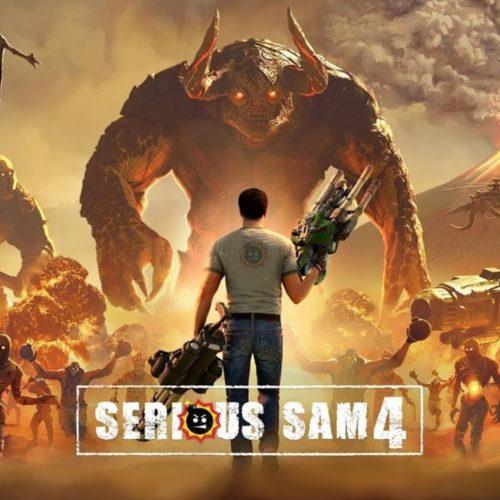 گیمپلی بازی Serious Sam 4