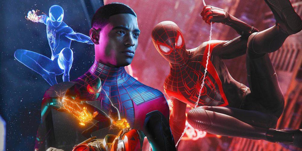 کاور Spider-Man: Miles Morales