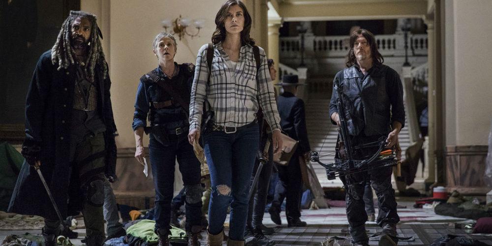 تاریخ نمایش فصل یازدهم سریال The Walking Dead