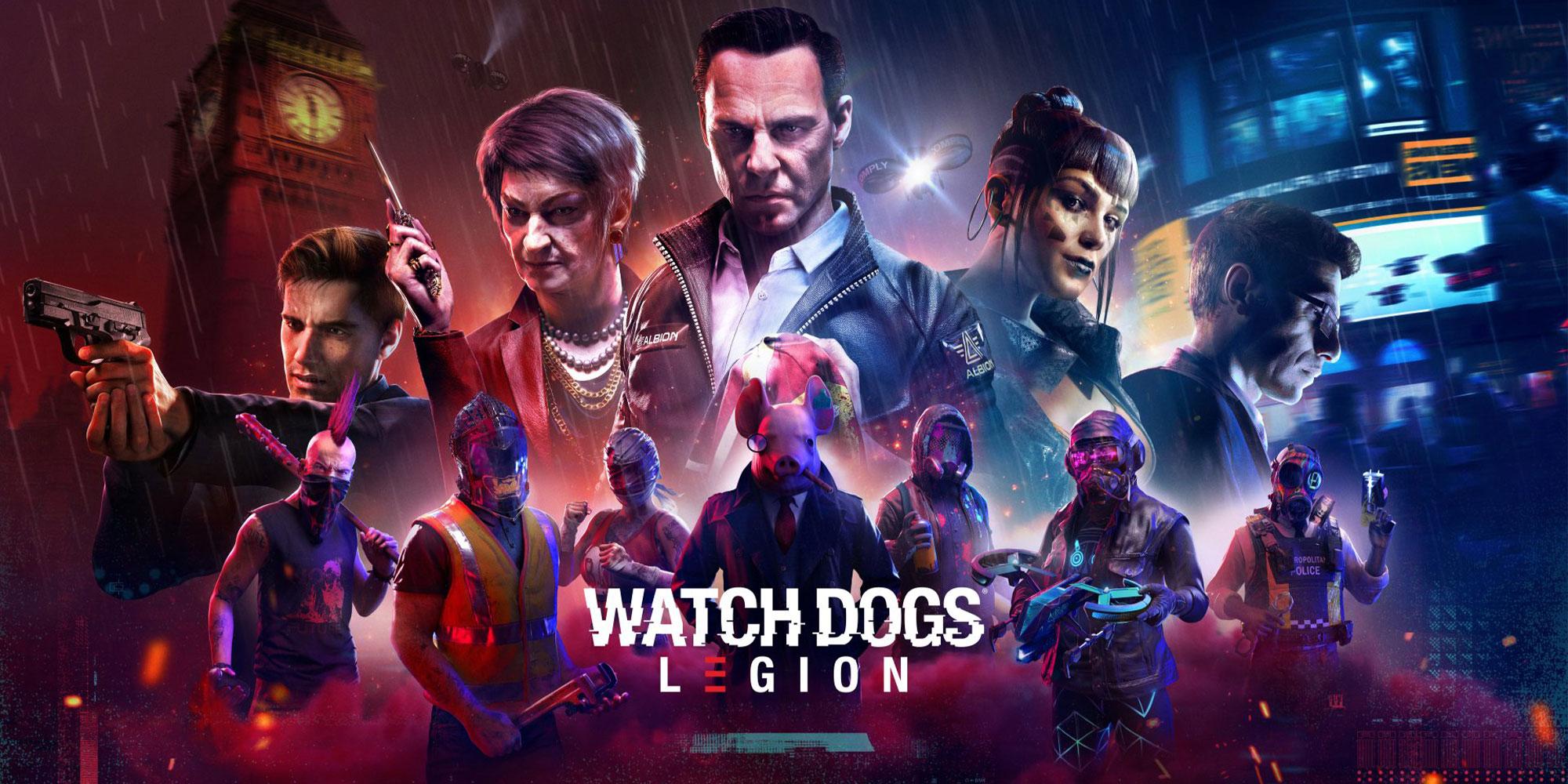 بازی Watch Dogs: Legion | هر آنچه باید از واچ داگز جدید بدانید