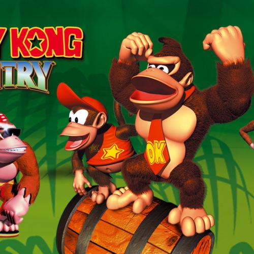 بازی Donkey Kong Country