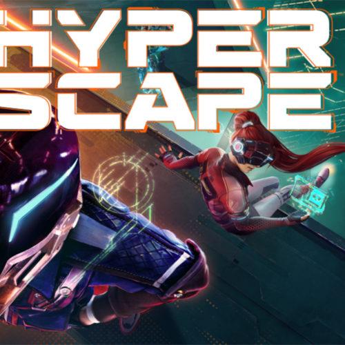 بازی Hyper Scape