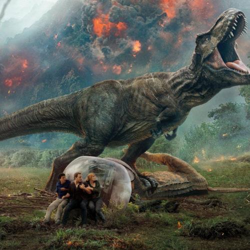 قسمت سوم Jurassic World