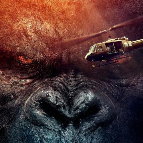 اولین تصویر Godzilla vs. Kong