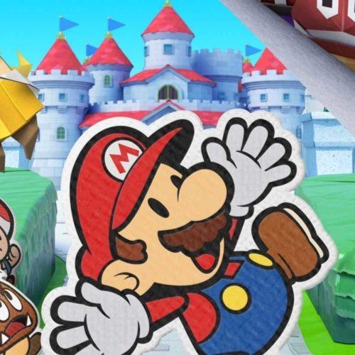 بازی Paper Mario: The Origami King