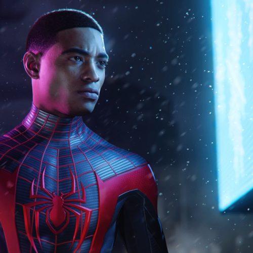 رزولوشن بازی Spider-Man Miles Morales