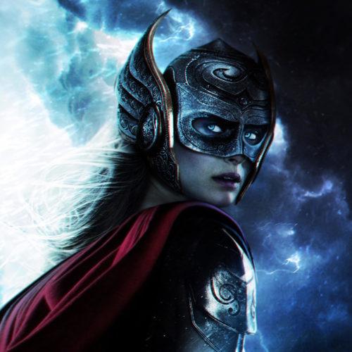 پروژهی Thor: Love & Thunder