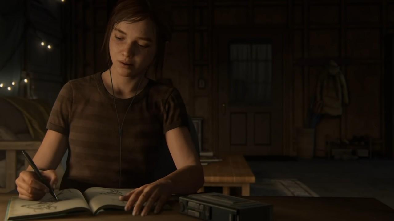 ایستراگ The Last of Us 2