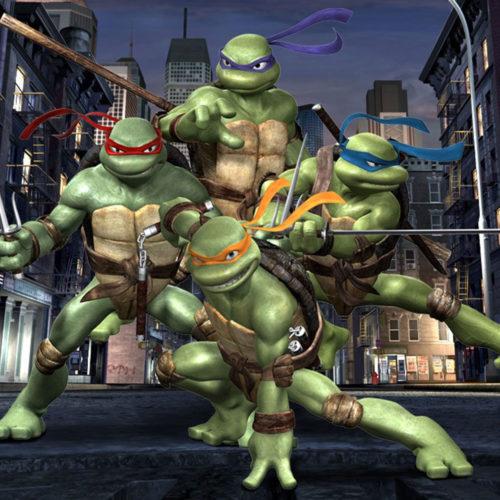 انیمیشن سینمایی Teenage Mutant Ninja Turtles