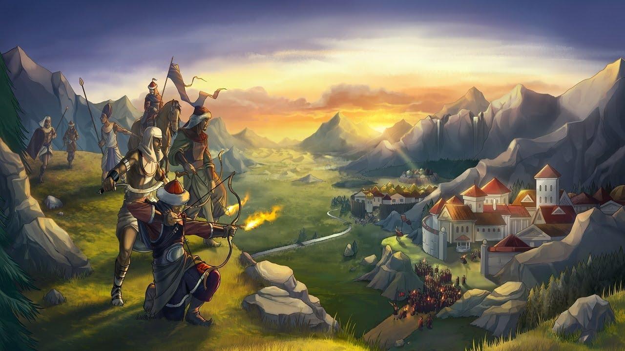 بازی Travian: Legends