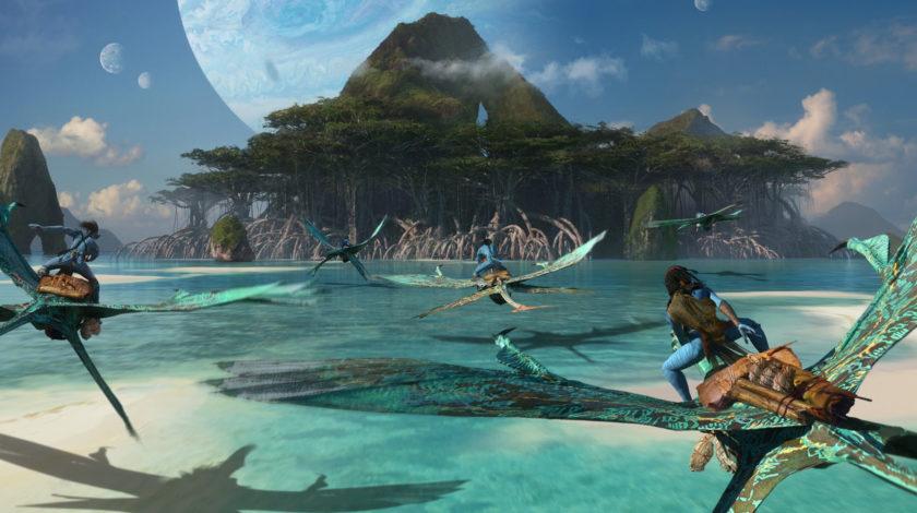 پشت صحنهی Avatar 2