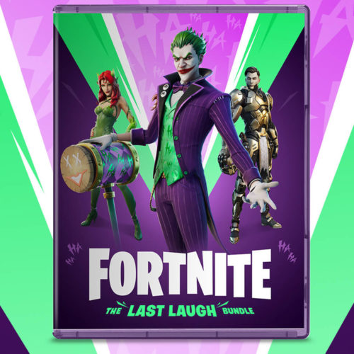 باندل The Last Laugh برای فورتنایت