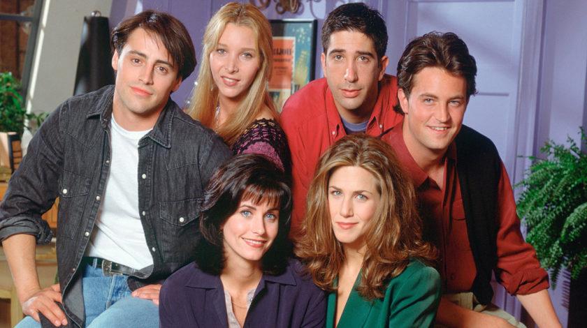 پخش قسمت ویژهی Friends