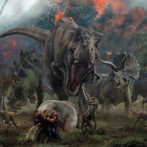 پشت صحنهی Jurassic World: Dominion
