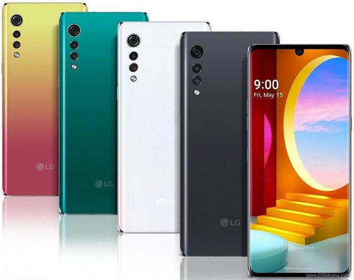 گوشیهای 5G الجی ولوت