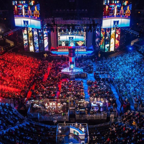 رقابت‌های League of Legends World Championship 2020