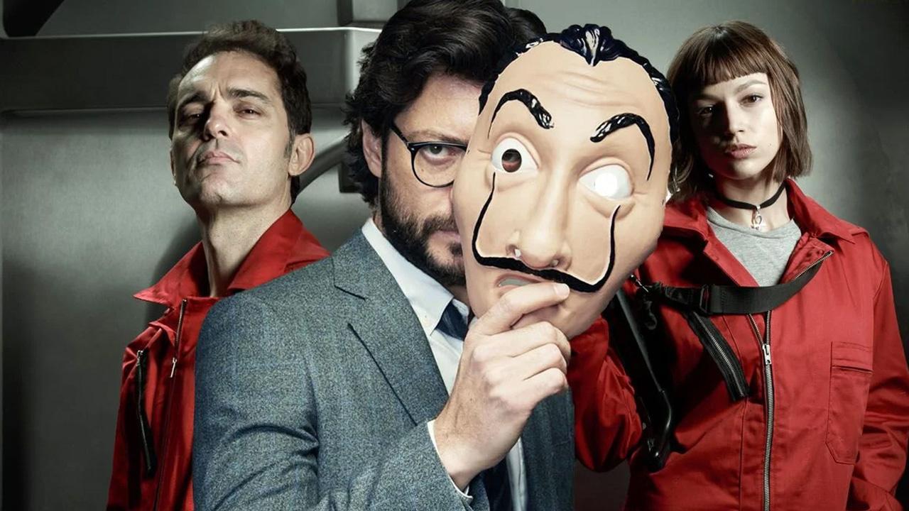 چرا سريال Money Heist به یکی از محبوبترین مجموعههای نتفلیکس تبدیل شد؟
