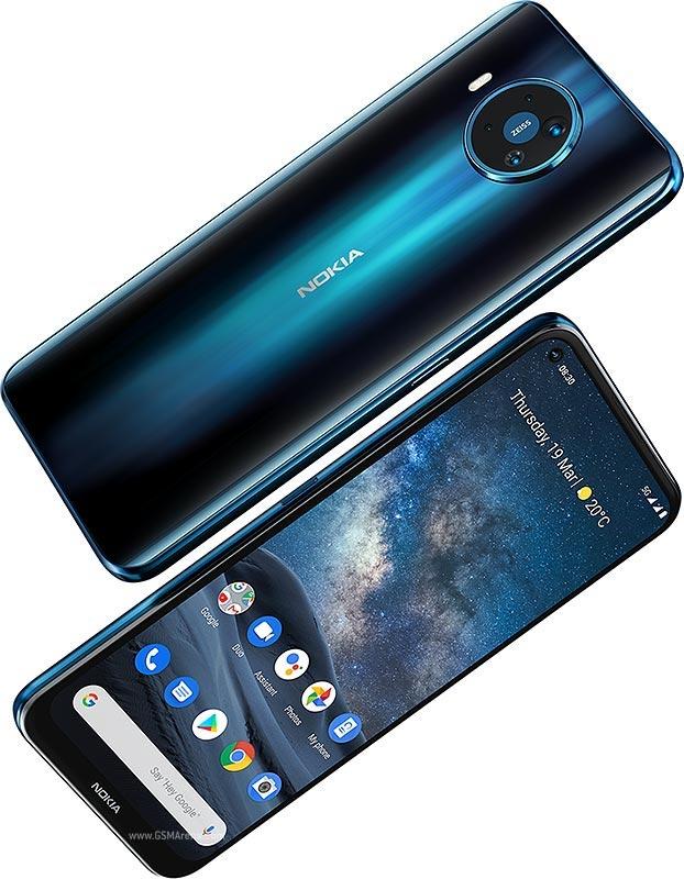 نوکیا ۸.۳  گوشیهای 5G