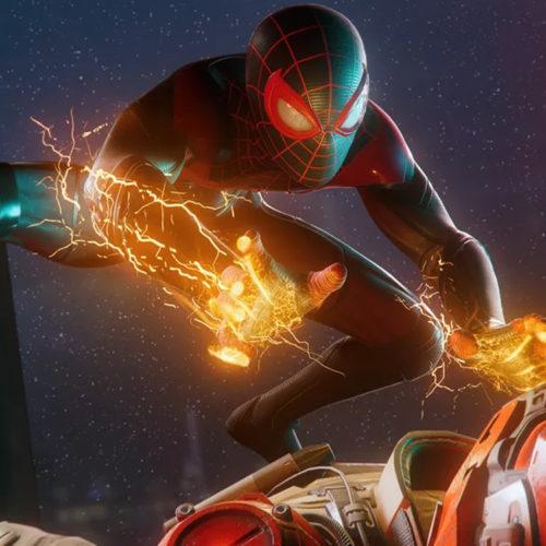 داستان Spider-Man: Miles Morales