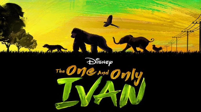 کلیپ جدید The One and Only Ivan
