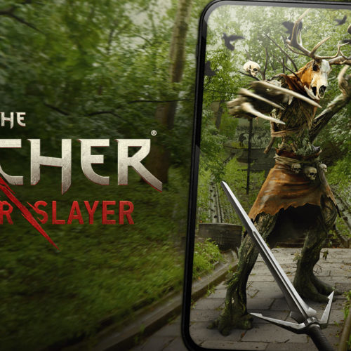 بازی The Witcher: Monster Slayer