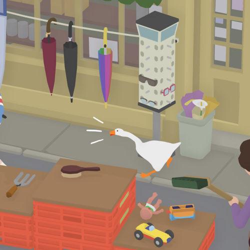 بهروزرسانی رایگان Untitled Goose Game