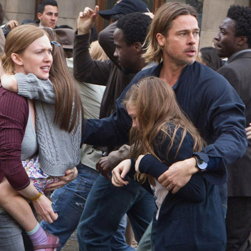 بازیگر World War Z
