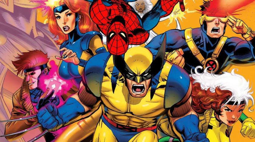 تهیهکنندهی سریال X-Men