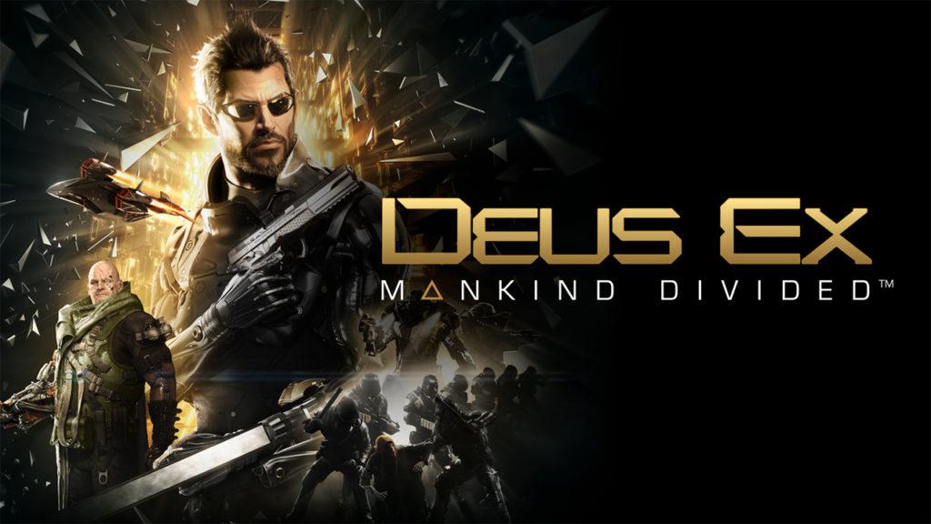 تخفیف بازی Deus Ex: Mankind Divided