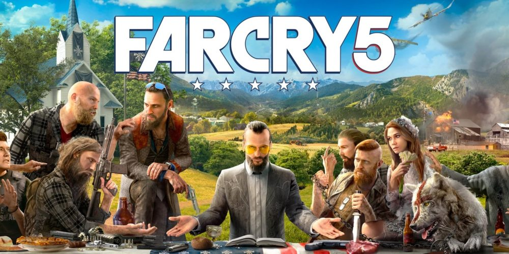 سیستم مورد نیاز بازی Far Cry 5