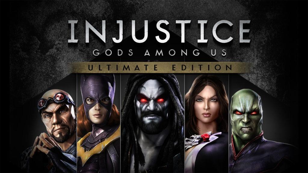 تخفیف بازی Injustice Gods Among Us Ultimate Edition