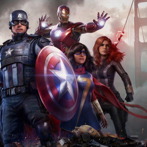حجم بازی Marvel's Avengers