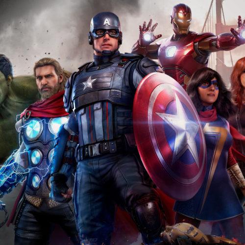 شخصیتهای Marvel's Avengers