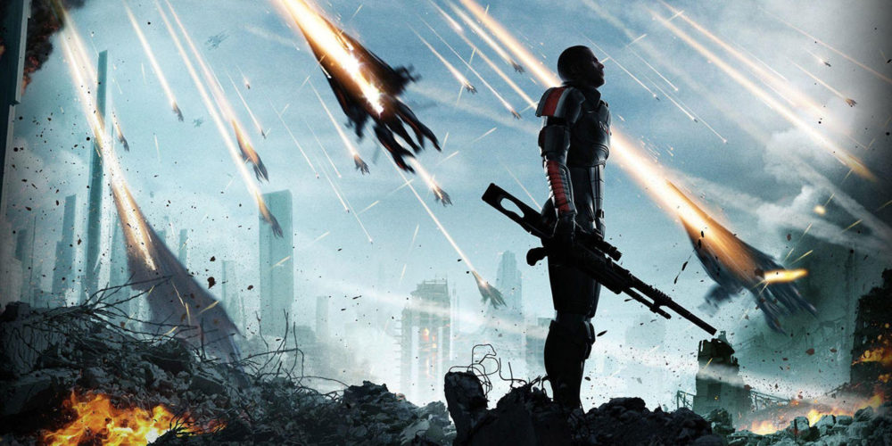 تاریخ انتشار Mass Effect Trilogy Remastered