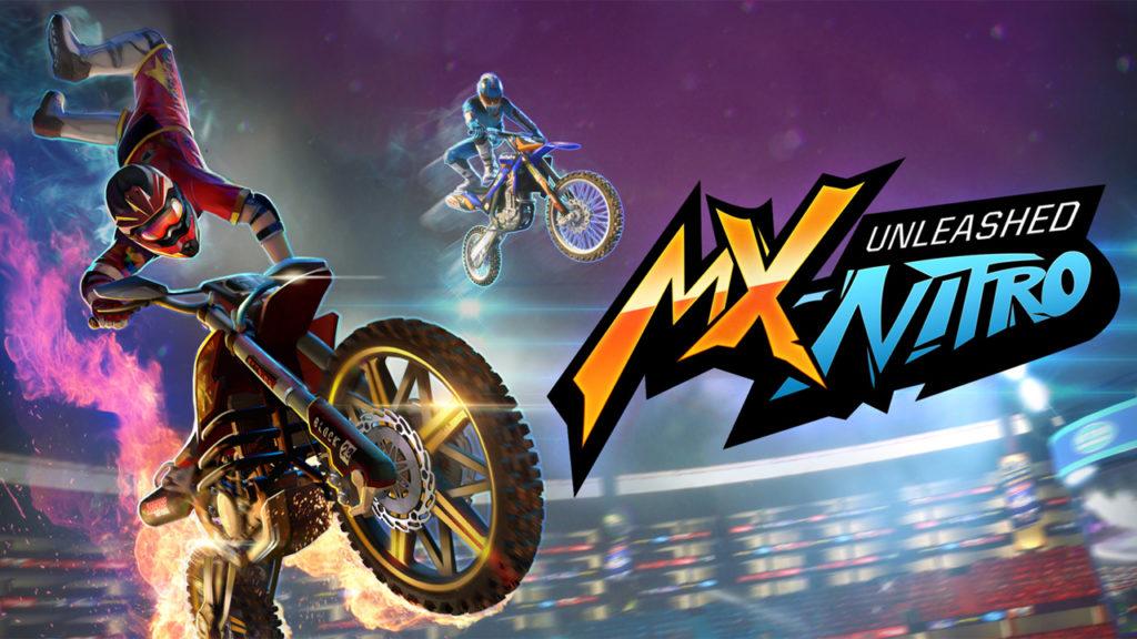بازی MX Nitro: Unleashed
