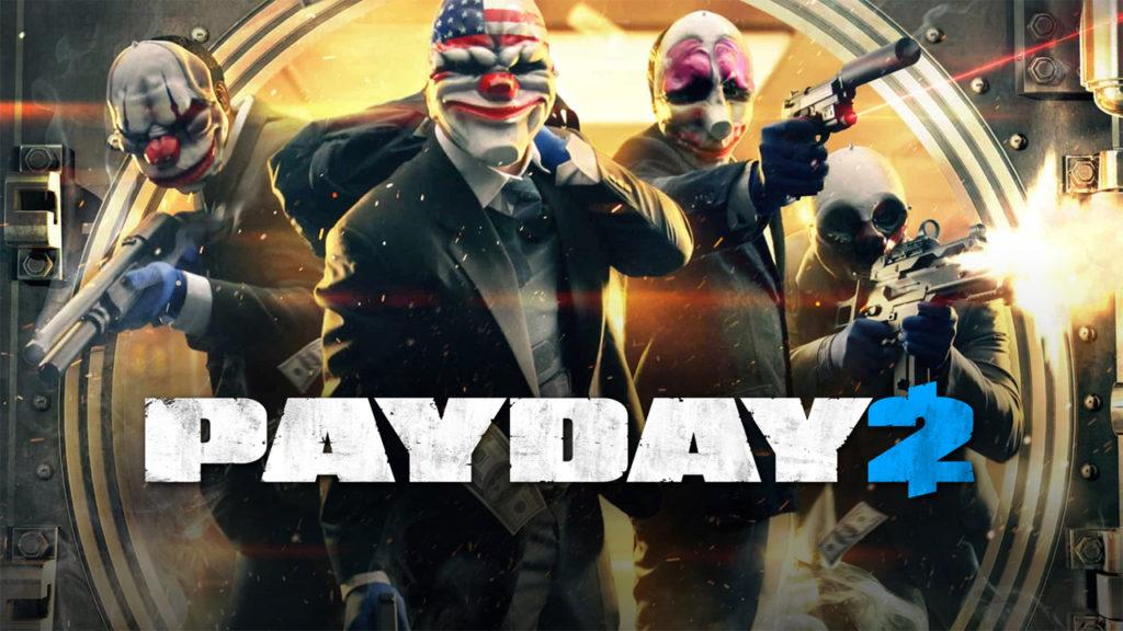 بازی تخفیف خورده payday 2