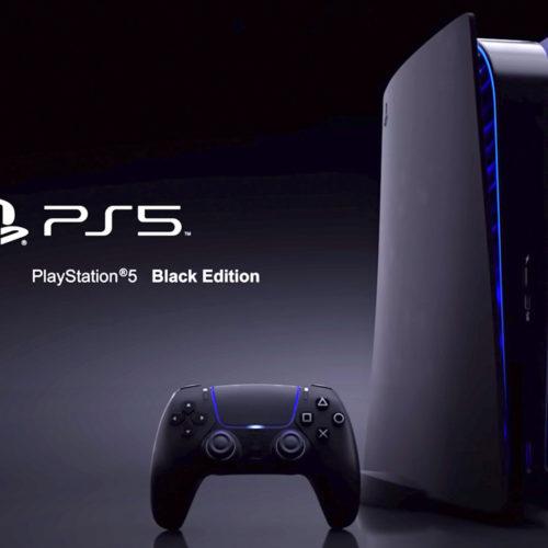 نسخهی مشکی PS5