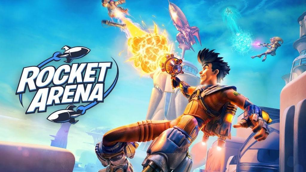 بازی تخفیف خورده Rocket Arena