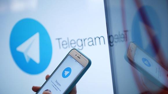 مشکلات تلگرام در آمریکا