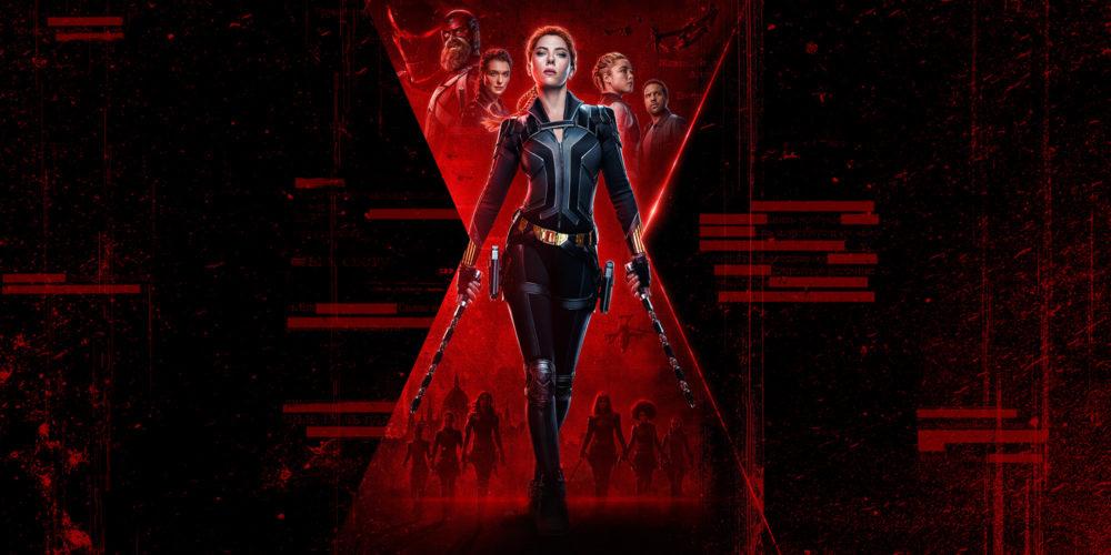 زمان پخش Black Widow