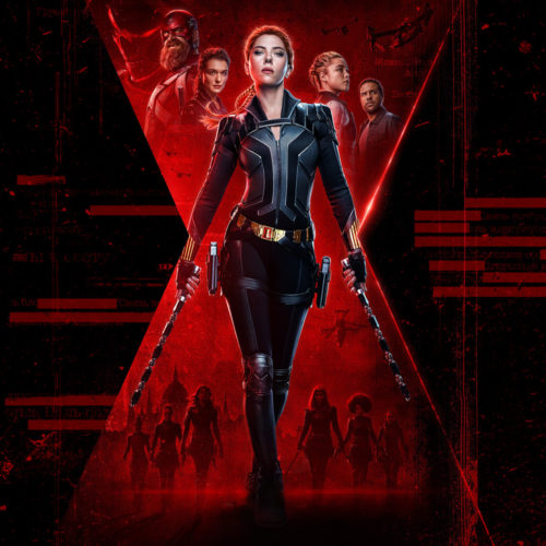 زمان پخش Black Widow
