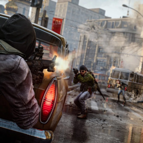 نسخهی آلفای Call of Duty: Black Ops Cold War