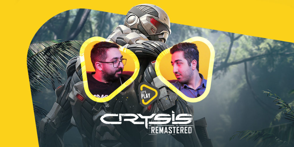 لتس پلی بازی Crysis Remastered
