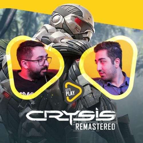 لتس پلی بازی Crysis Remastered