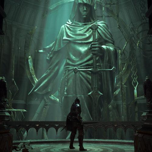 نسخهی رایانههای شخصی Demon's Souls Remake