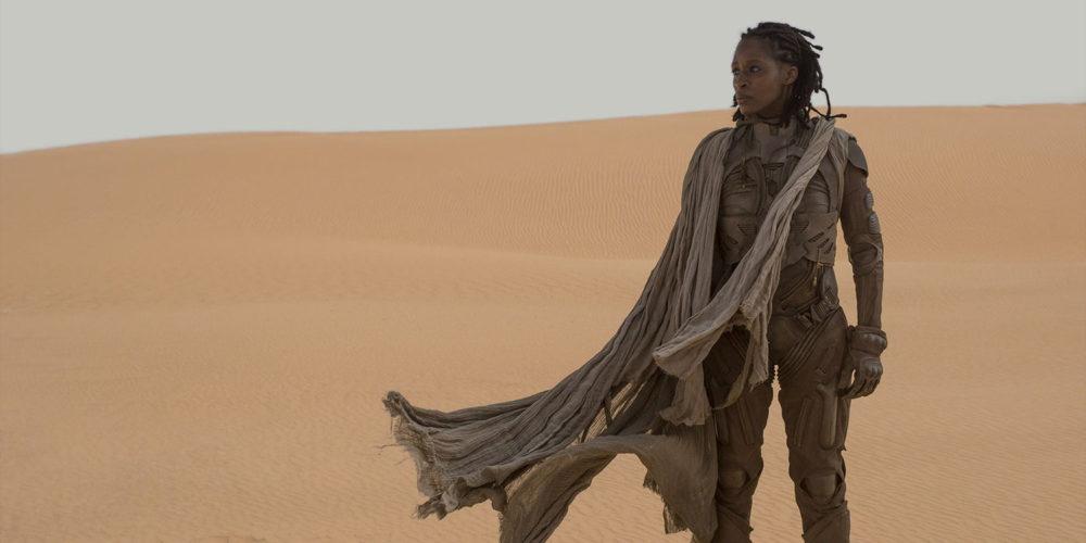 تصاویر تازه فیلم Dune